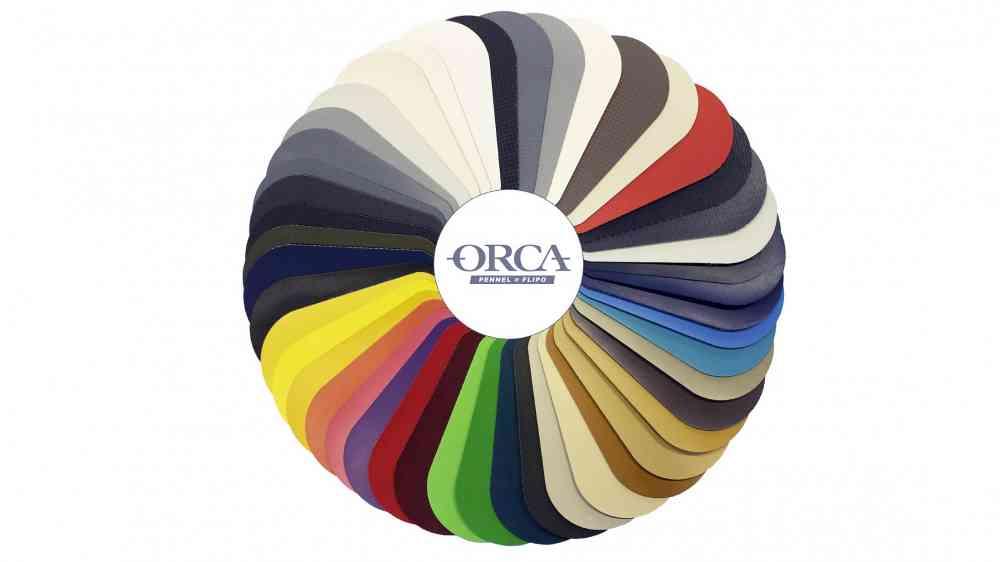 ORCA Schlauchfarben Übersicht