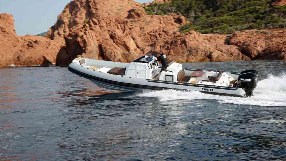BRIG Festrumpfschlauchboote