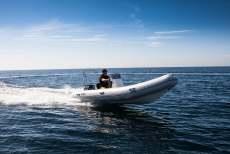 Rib sportboot fahren