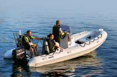 Schlauchboot wassersport rib