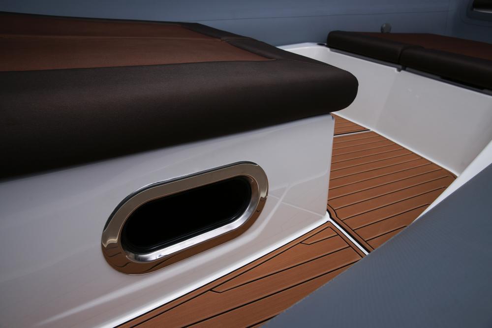 Luxus festrumpfschlauchboot 10 meter