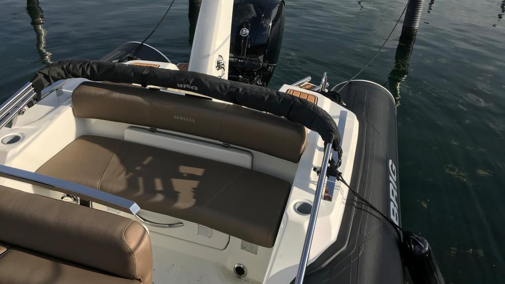 Festrumpfschlauchboot kaufen brig