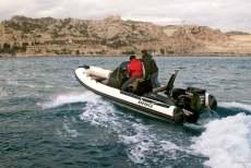 Brig boat e6