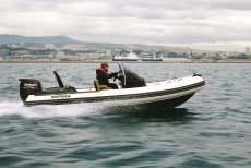 Brig festrumpfschlauchboot rib
