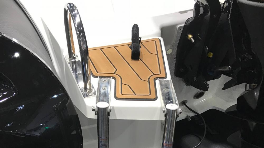 Schlauchboot gfk seadek