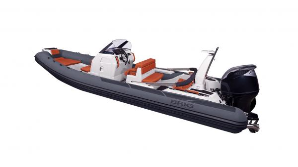 Brig eagle 8 festrumpfschlauchboot mit wc