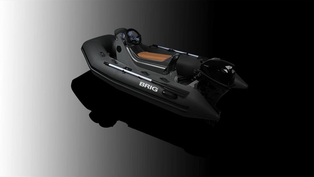 Brig f300 sport schwarz