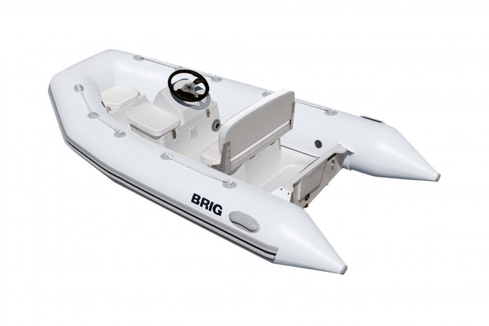F330l brig festrumpfschlauchboot