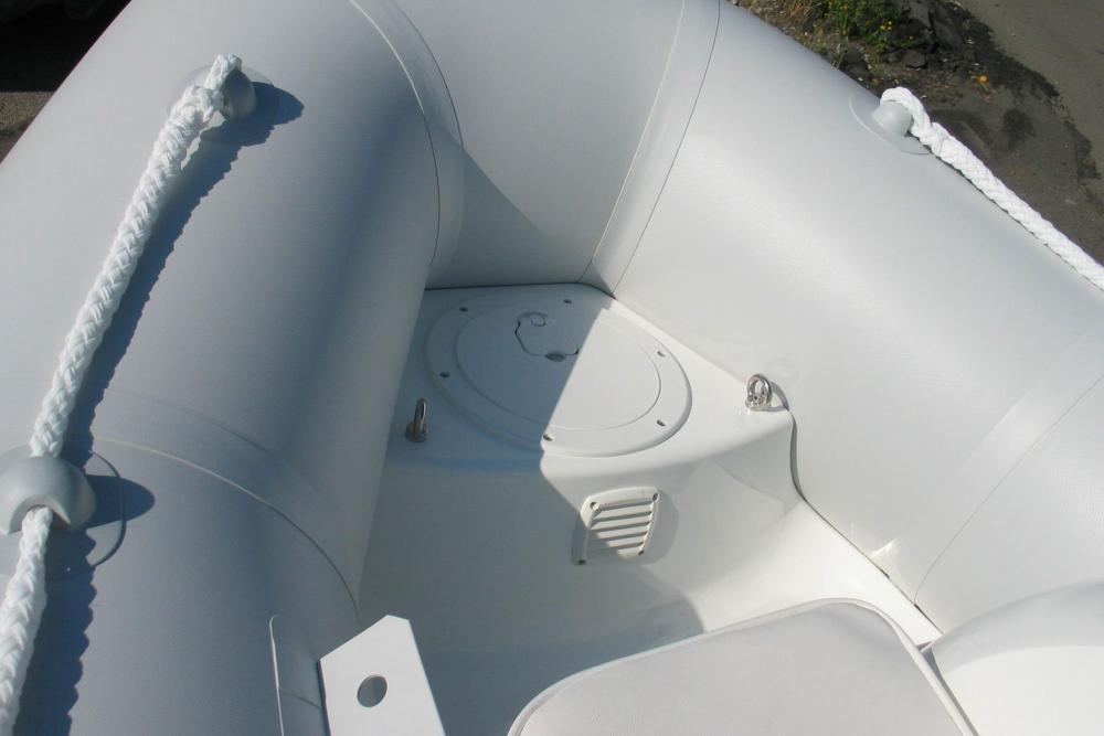 Festrumpfschlauchboot beiboot