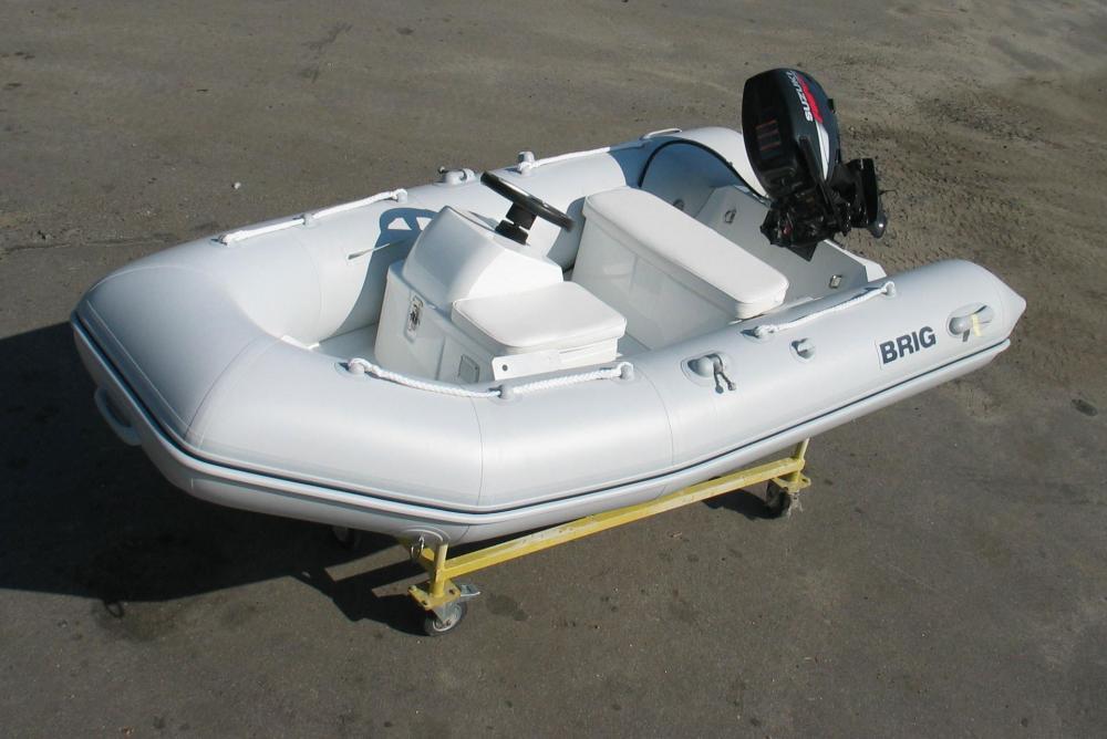 Festrumpfschlauchboot von brig kaufen