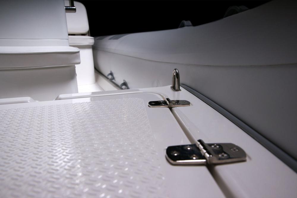 F450 L brig rib boat