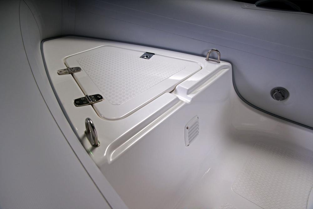 Festrumpfschlauchboot wassersport angeln wasserski