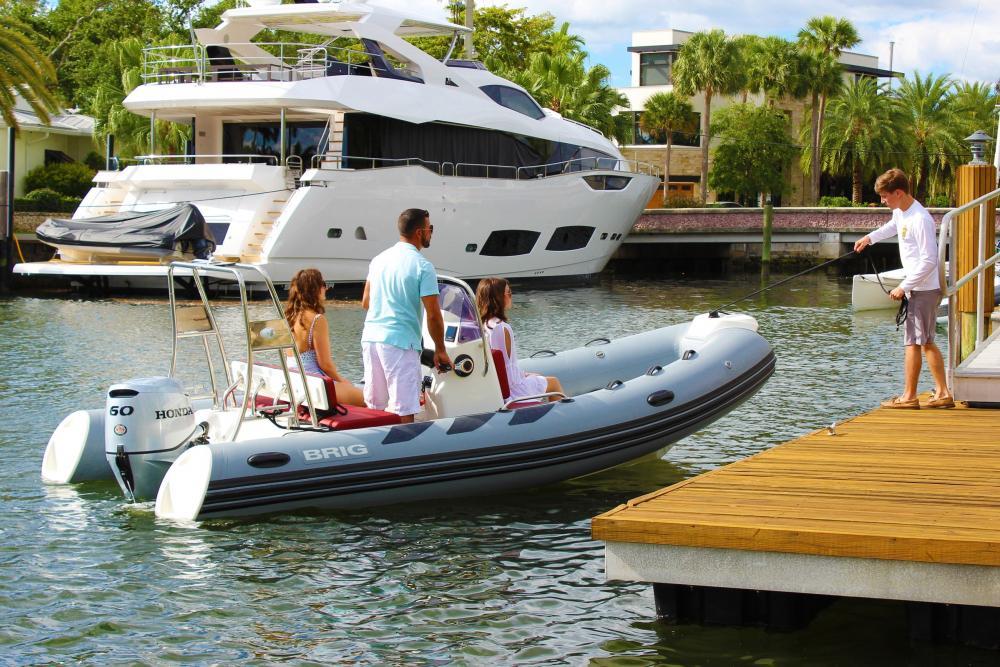 Wassersport boot rib n485
