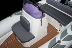 Festrumpfschlauchboot brig navigator