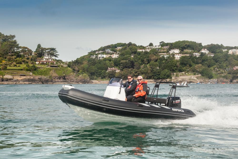 Brig navigator 520 l boot
