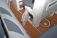 Festrumpfschlauchboot konsole seadek