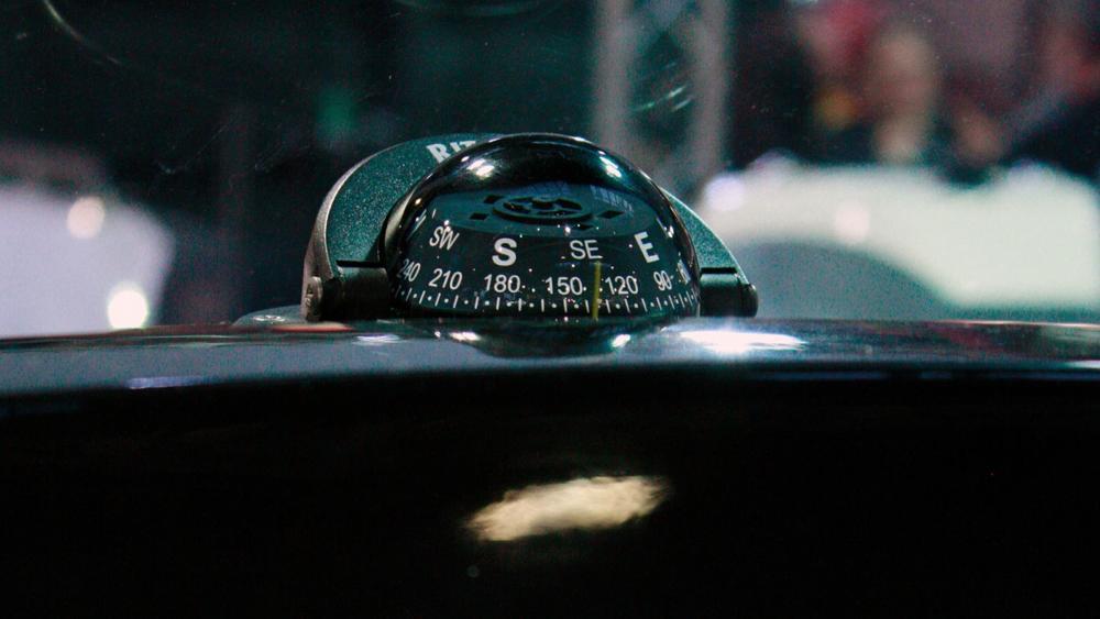 BRIG E5 kompass steuerkonsole