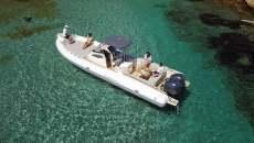 Rib boot von capelli 10 meter