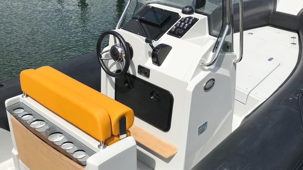 Capelli tempest rib schlauchboot