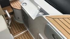 Rib boot festrumpfschlauchboot aufbauten ausstattung