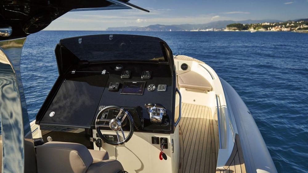 Luxus festrumpfschlauchboot 11 meter