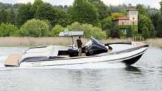 Scanner envy tt 1100 rib boat