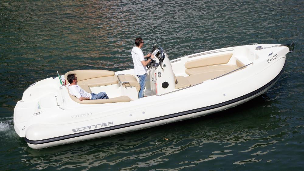 Festrumpfschlauchboot mit innenborder kaufen