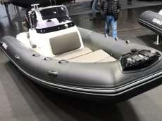 Rib festrumpfschlauchboot sportlich
