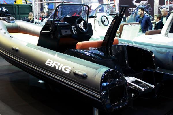 BRIG E5 rib