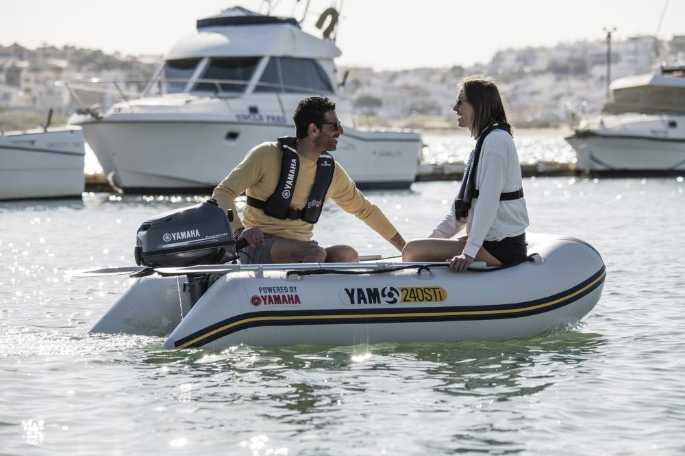 Yamaha 4ps aussenborder