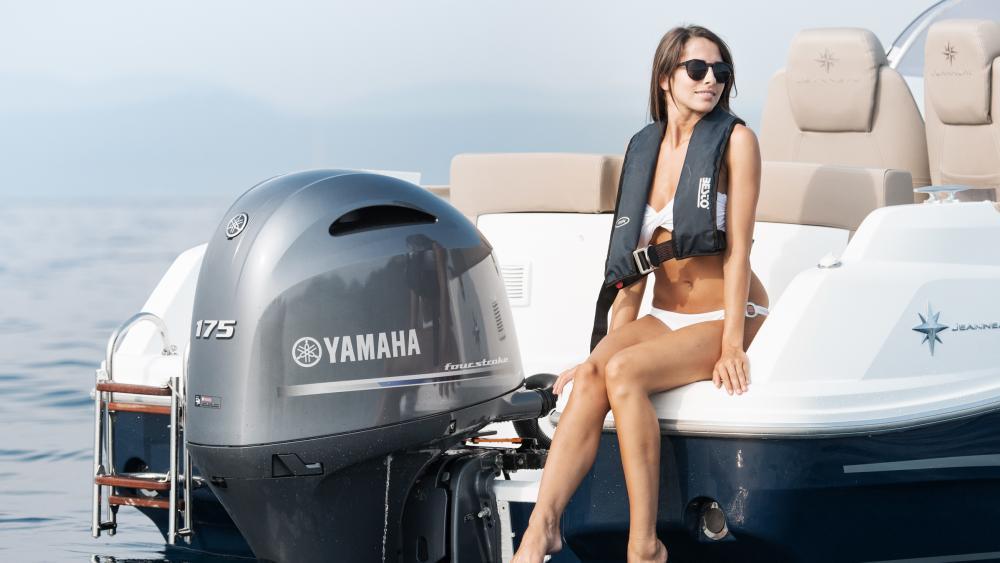 Yamaha 175 ps aussenborder