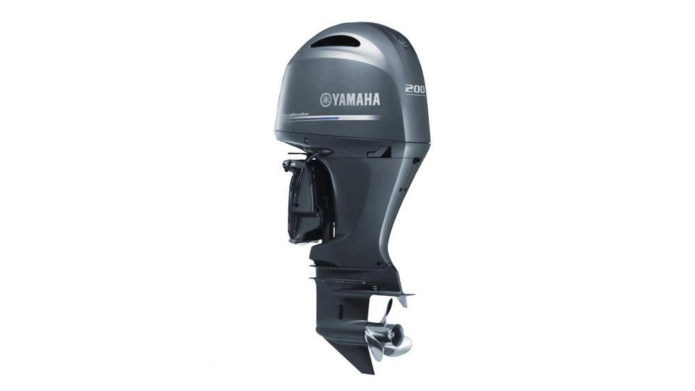 Yamaha f200f etl efi
