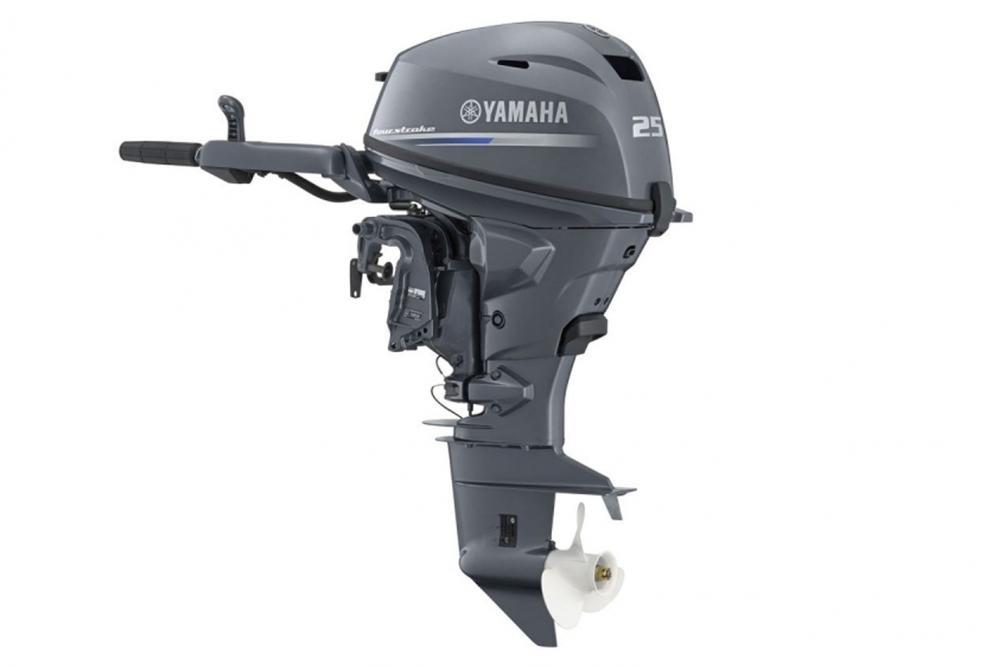 Yamaha 25 ps aussenborder