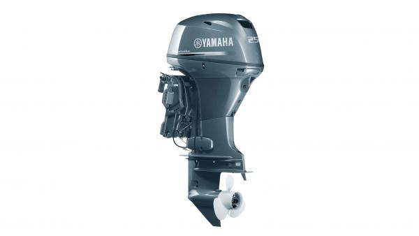 Yamaha f25g etl efi
