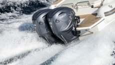 Yamaha offshore motoren v8