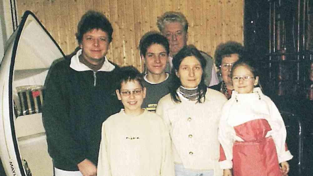 Familienunternehmen Stockmann – die Familienmitglieder